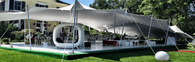 Stretch Tents for Function