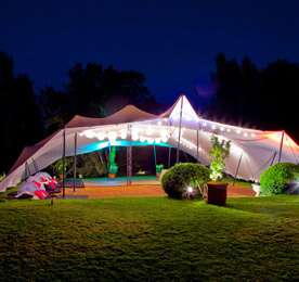 function stretch tents for sale
