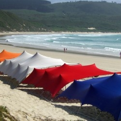 beach tents south africa