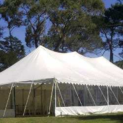pole tents for sale