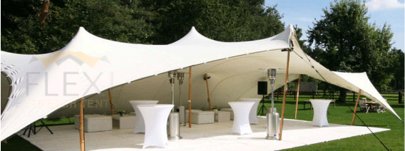 flexi sttretch tents for sale