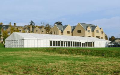 Aluminium Frame Tents