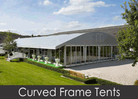 curve Tents for sale in Durban
